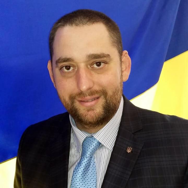 Руденко Дмитро Михайлович - президент Федерації дзюдо Івано-Франківська