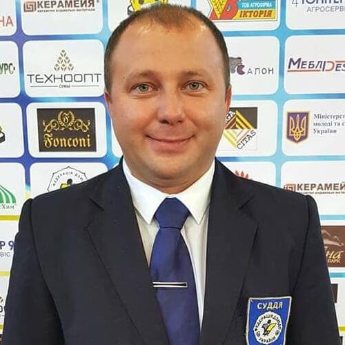 Курилюк Сергій Іванович -  віцепрезидент федерації дзюдо Івано-Франківська