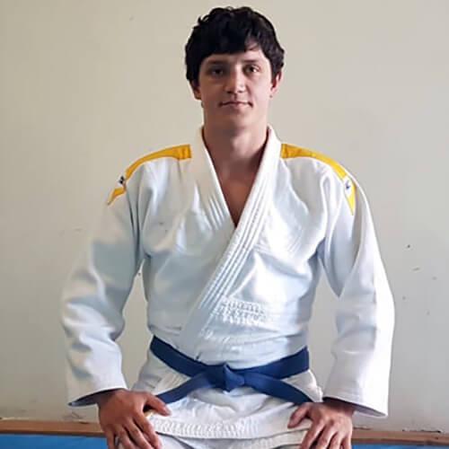 Семян Юрій - тренер дзюдо