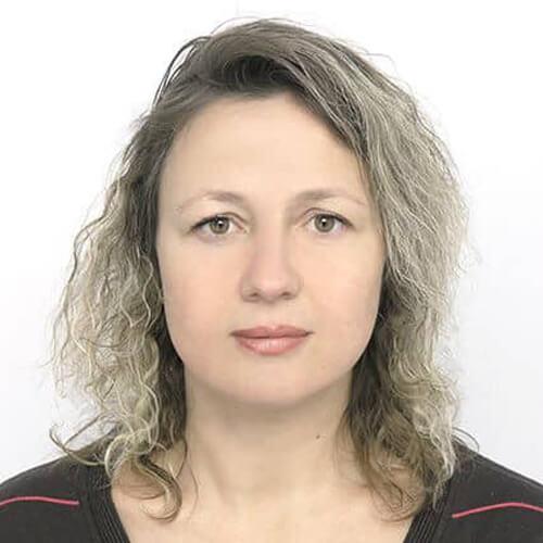 Перета Валерія Святославівна - старший тренер Федерації дзюдо Івано-Франківська